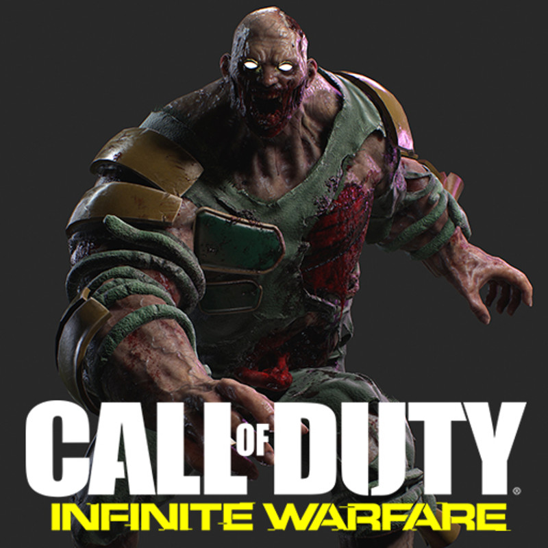 Call of Duty - Infinite Warfare Zombie