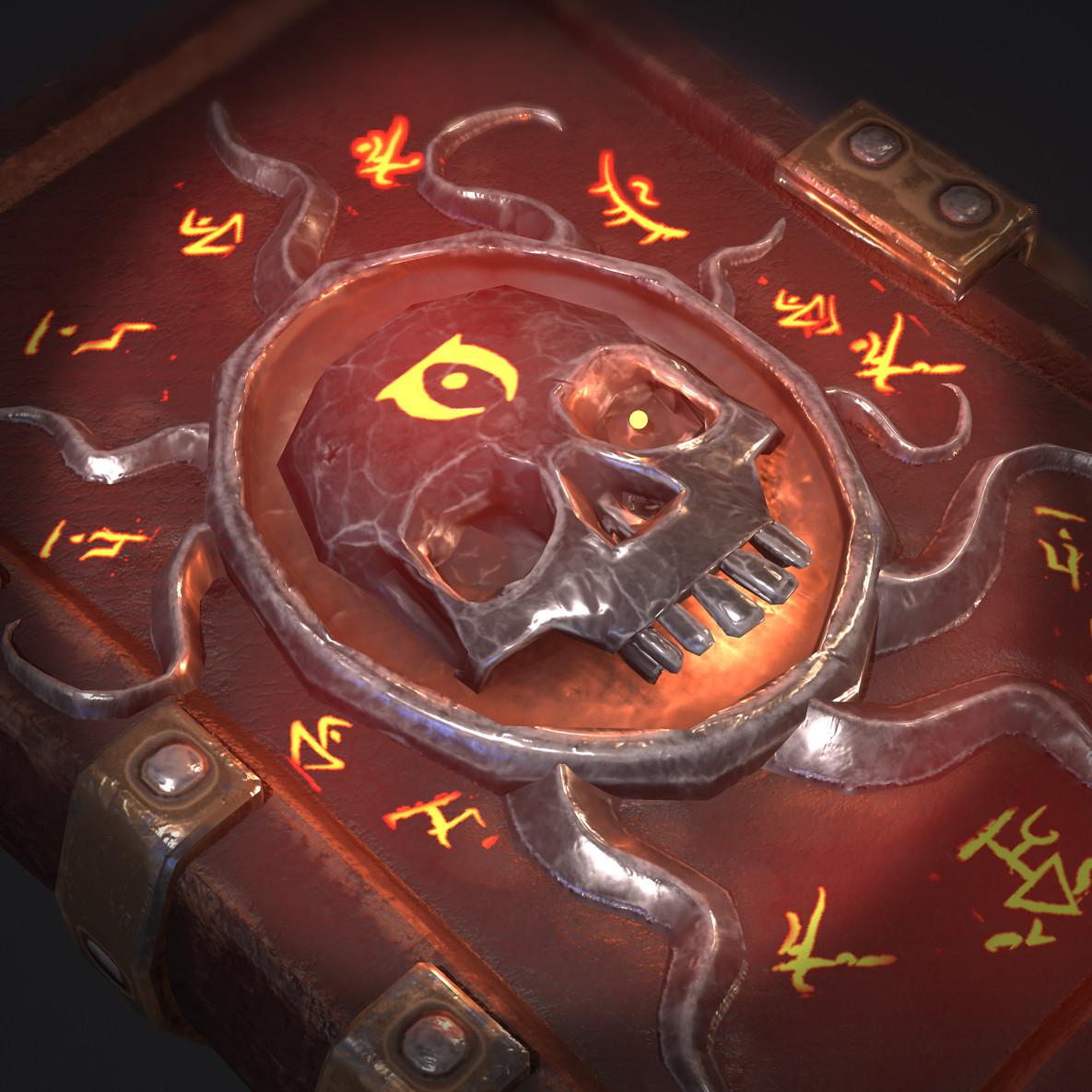 Evil Spellbook / Necronomicon