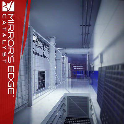Mirror's Edge Catalyst - Droneworks