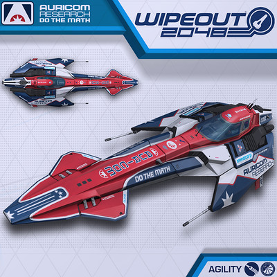 Dean ashley hr wipeout2048 auricom agility square