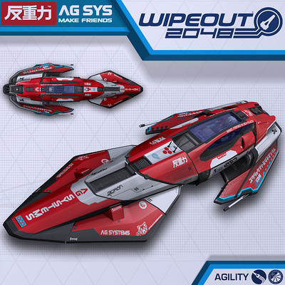 Dean ashley hr wipeout2048 agsystems agility square