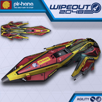 Dean ashley hr wipeout2048 pirhana agility square