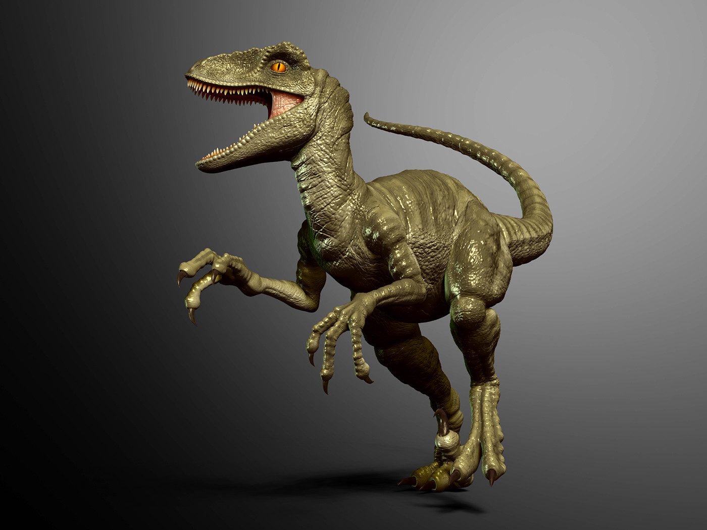 Картинки динозавров рапторекс