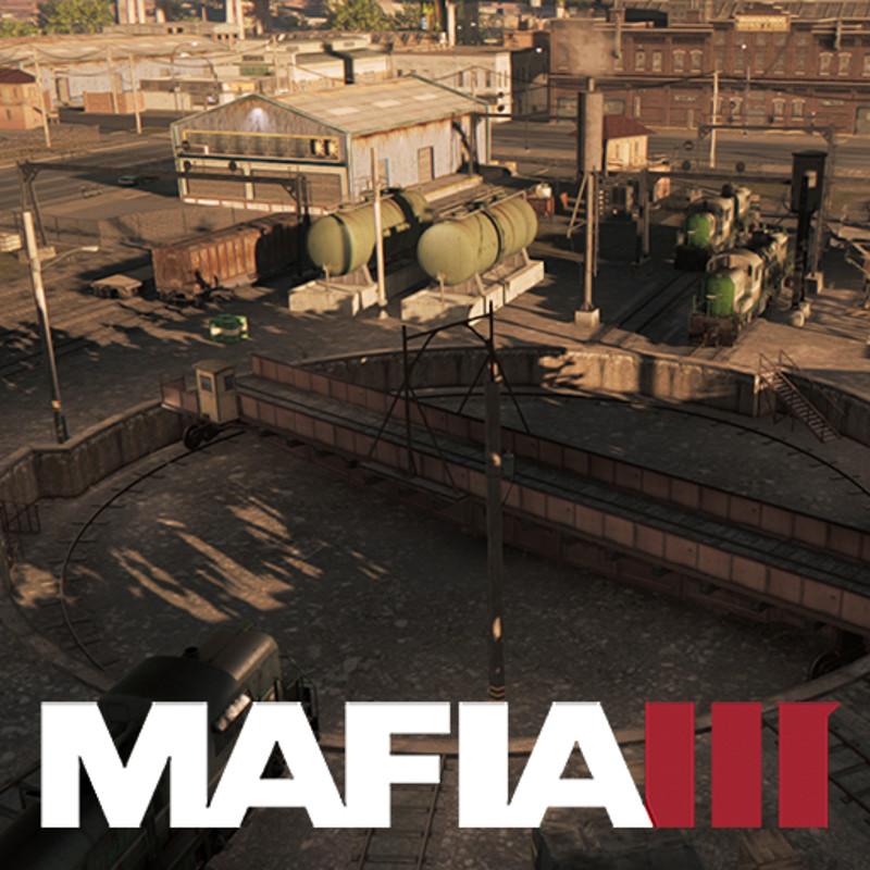 Mafia III - Train Depot
