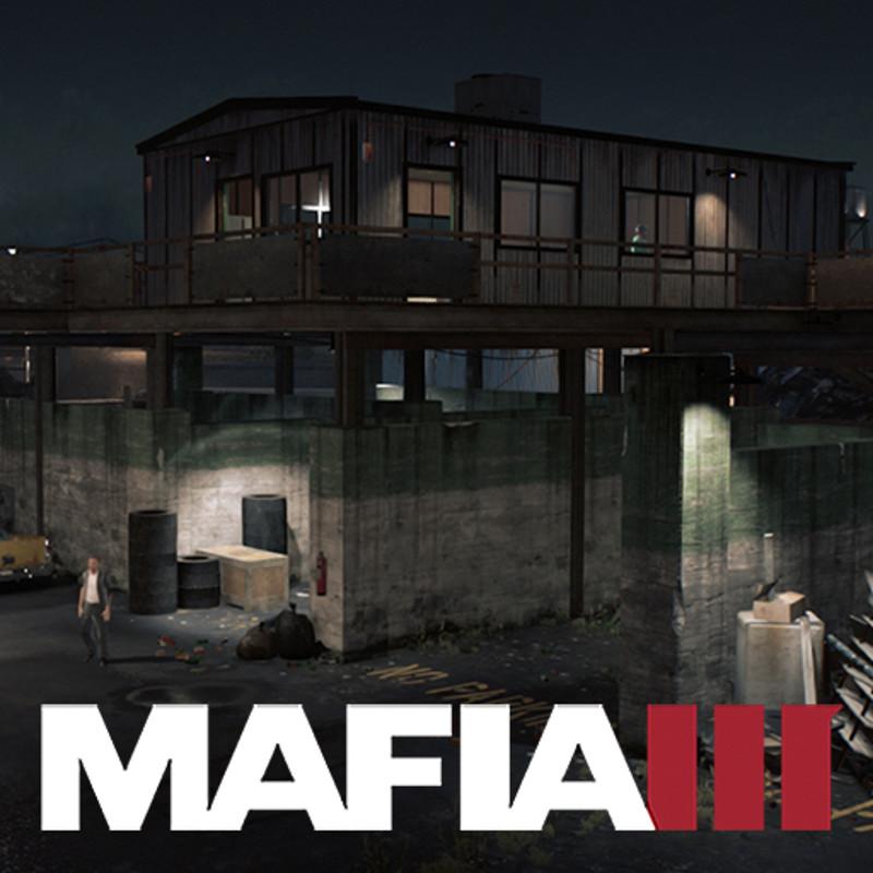 Mafia III - Garbage Dump