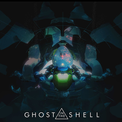 Ghost in the Shell - Early shelling concepts