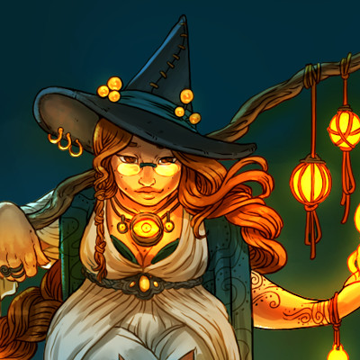 Anna landin witchweek2017 crop