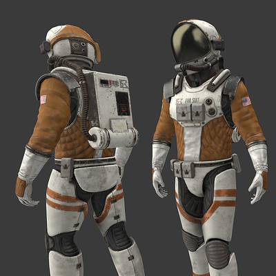 Jeremy h brown astronaut project thumbnail