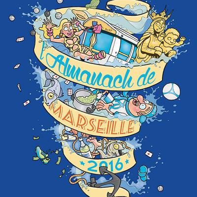 Signarbieux nicolas almanach maraseille 2016 header