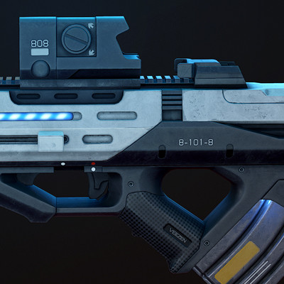 Father.io Assault Rifle