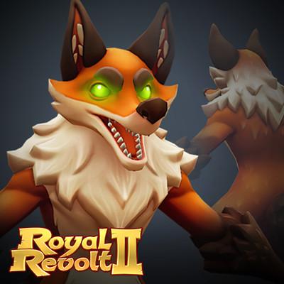 Airborn studios monster fox thumbnail