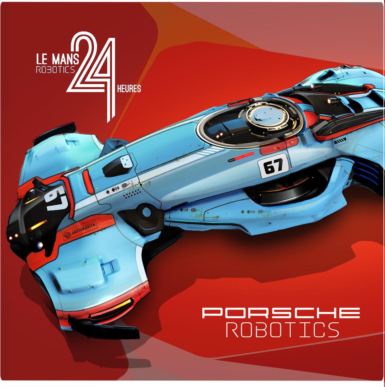 LE MANS 24 - ROBOTICS