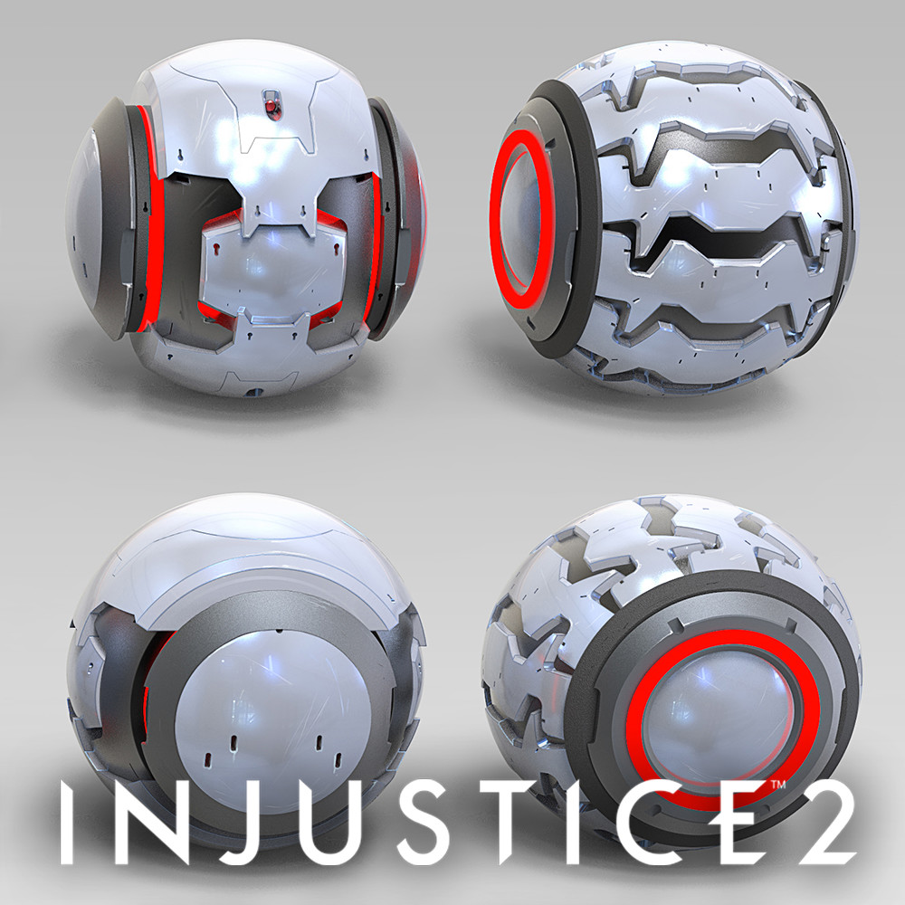 Injustice 2 // Cyborg Bombs