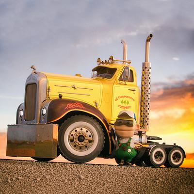 Ruslan anisimov 2013 truck00
