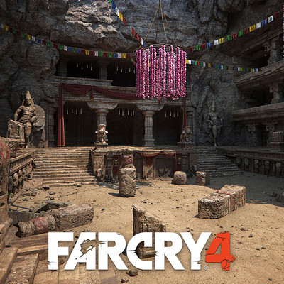 Andrew averkin far cry 4 arena logo