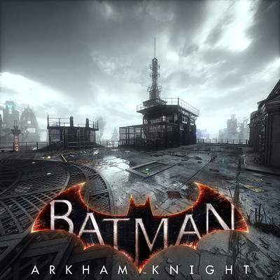 dcaba457f43a2 Batman  Arkham Knight GCPD Lockdown DLC Lighting