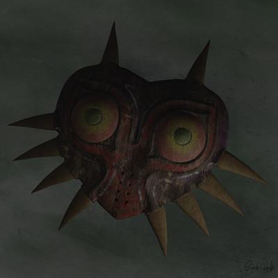 Gerar revilla majoras mask