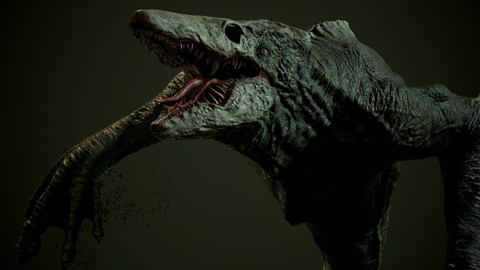 Skullcrawler Realtime Fanart