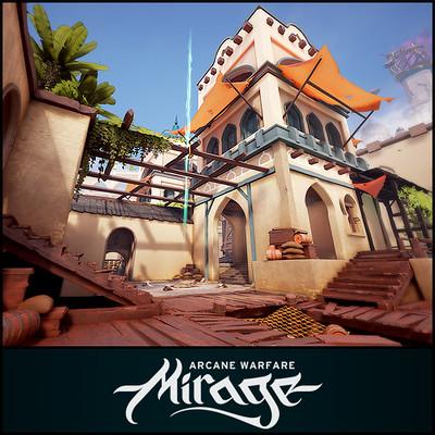 Jason lavoie mirage bazaar artstation 01