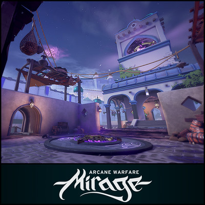 Mirage: Arcane Warfare - Lighthouse Map