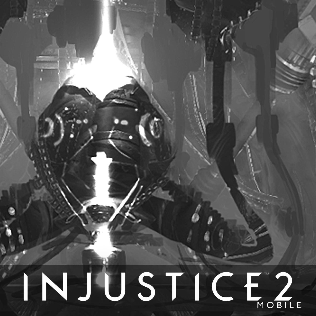 Injustice 2 // Reactor Room