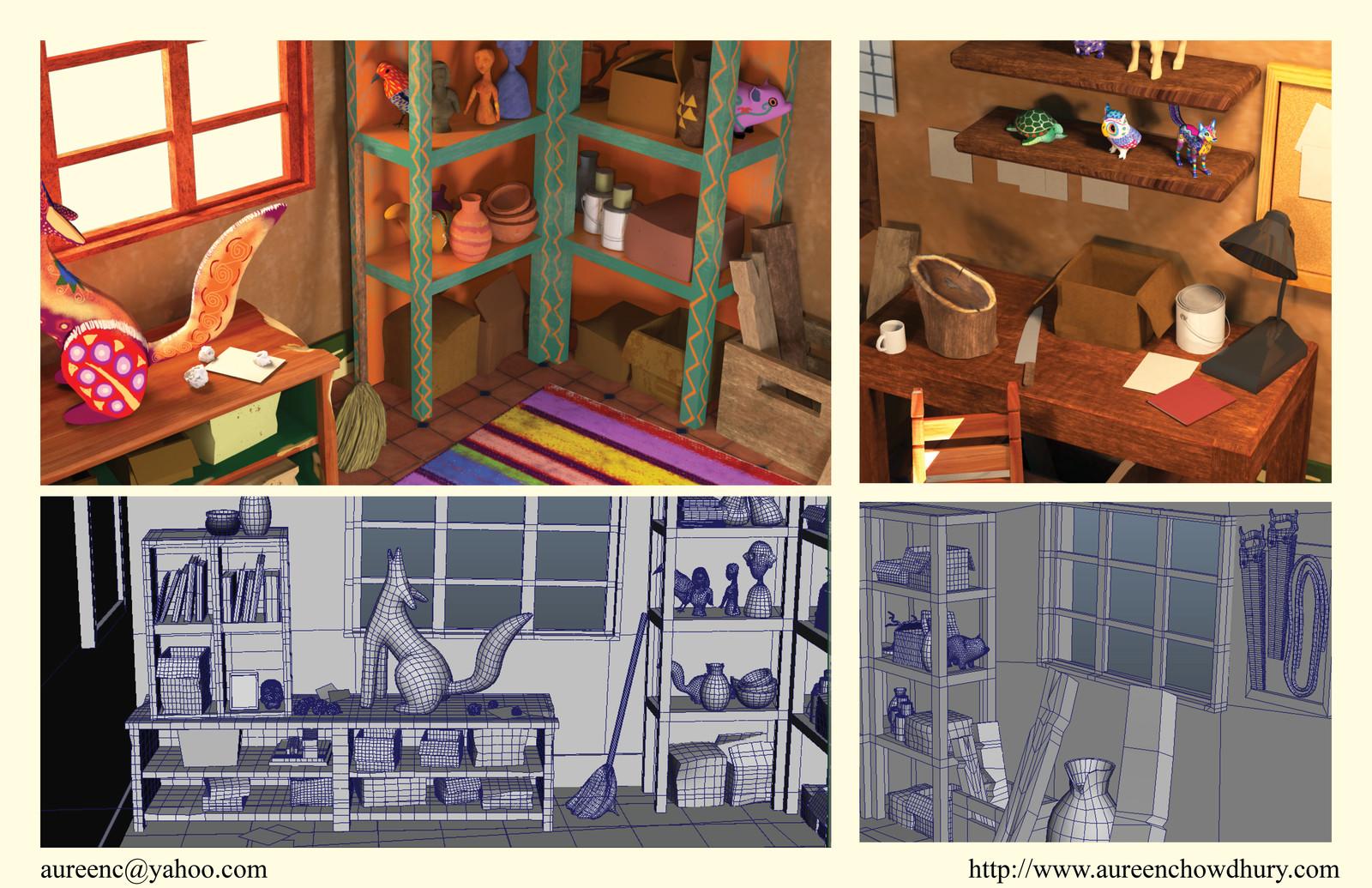 Hector's Workroom - Contigo Siempre