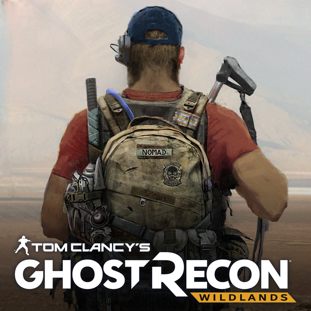 Ghost Recon props