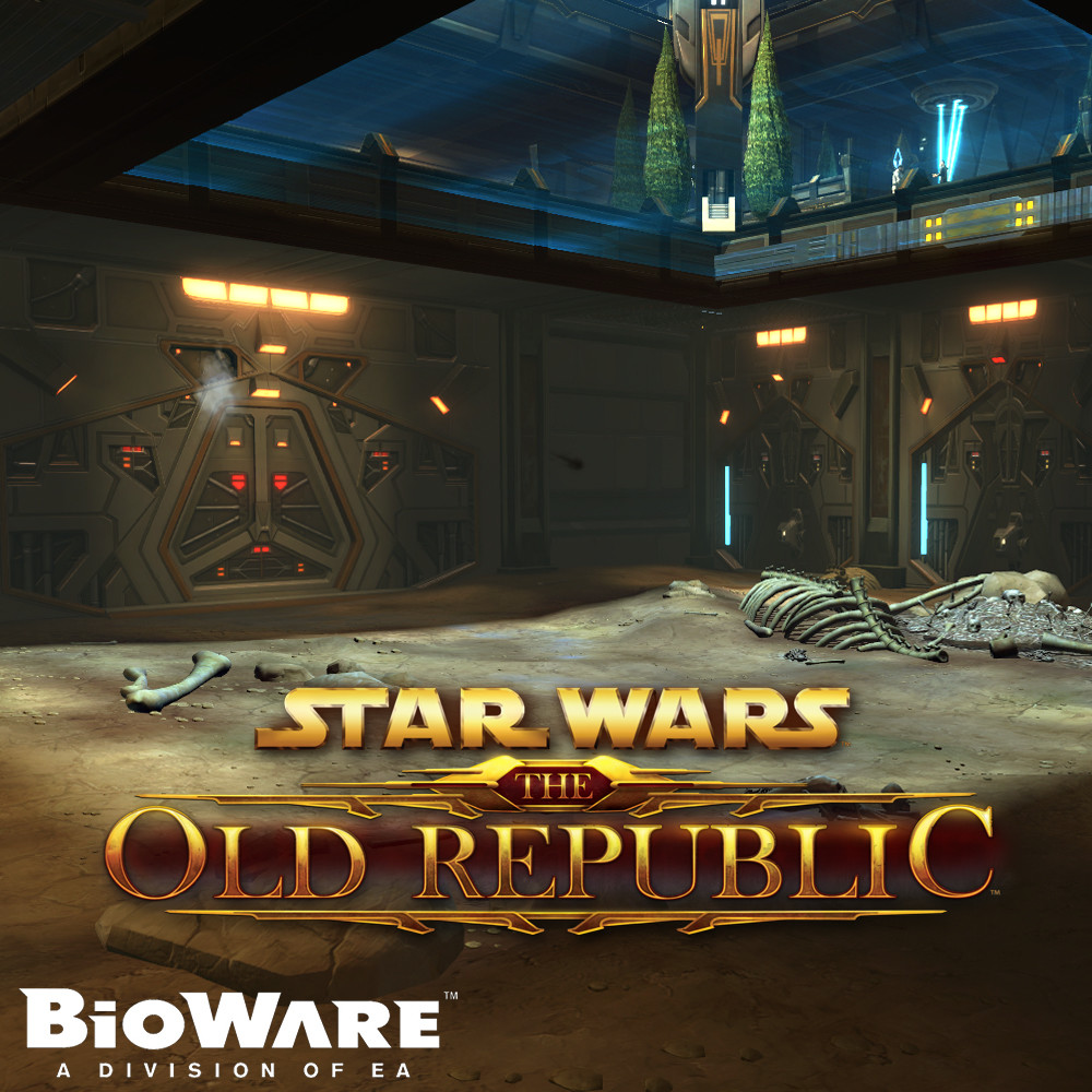 Star Wars: The Old Republic - Knights of the Eternal Throne (Zakuul Beast Pit)