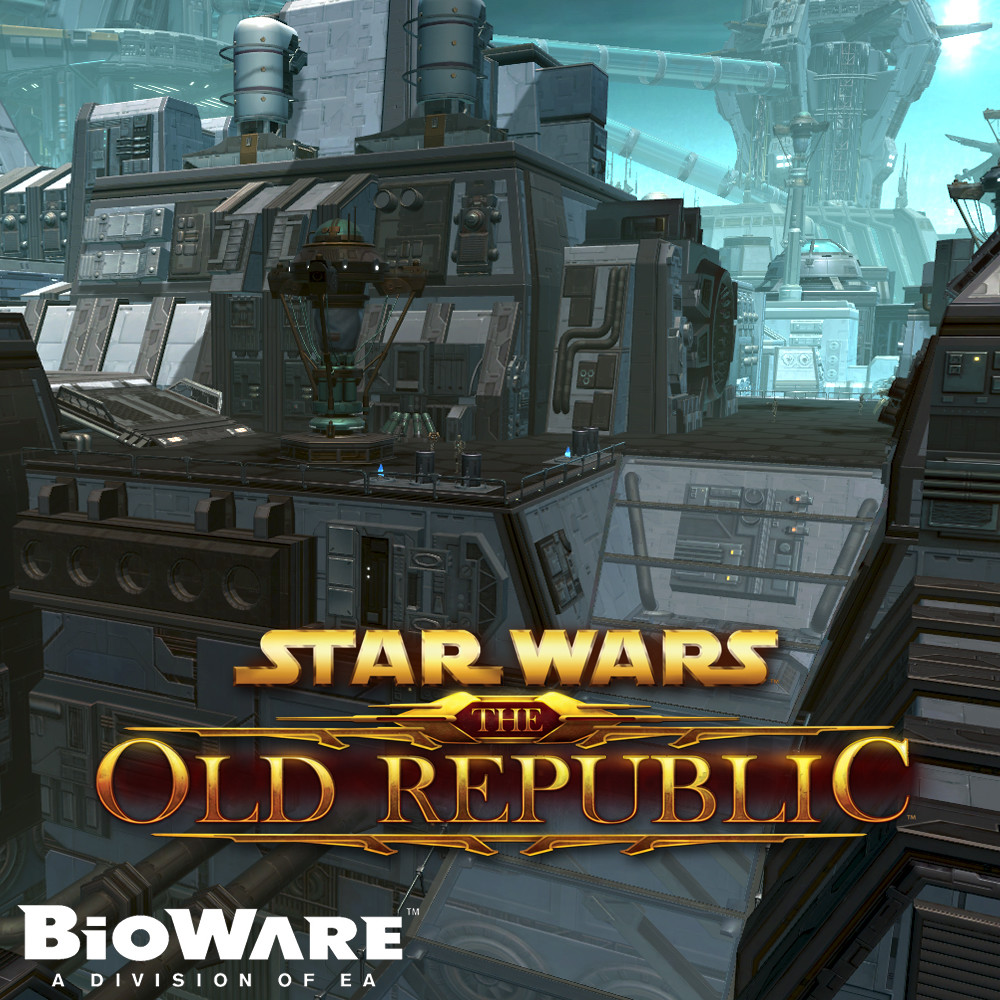 Star Wars: The Old Republic - Iokath Daily Area.