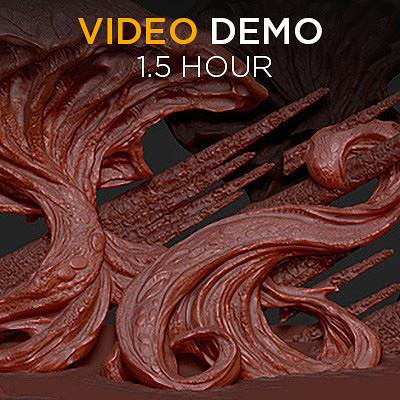 Lina sidorova video demo1