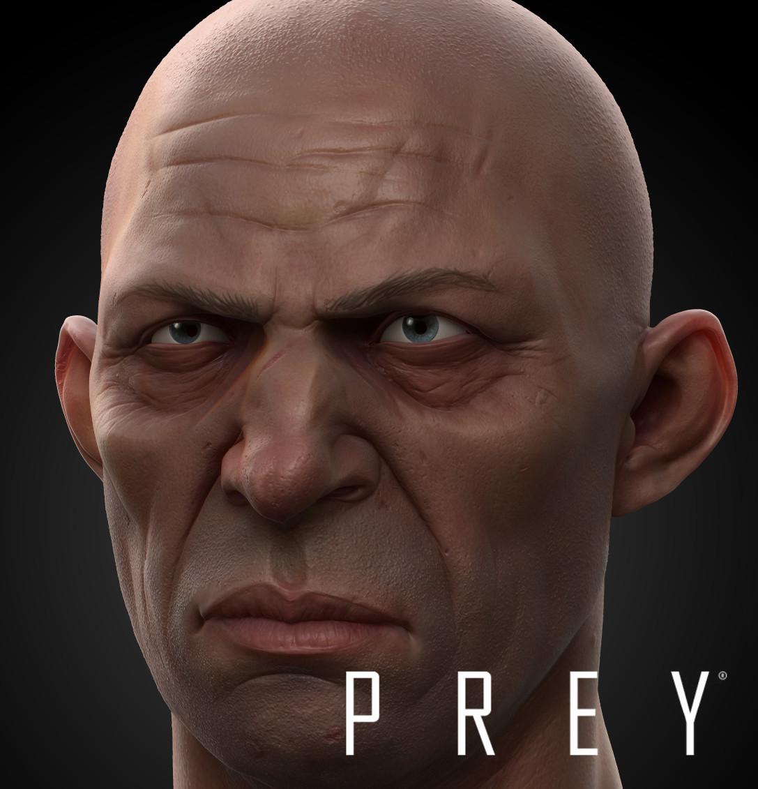 Volunteer NPC - PREY