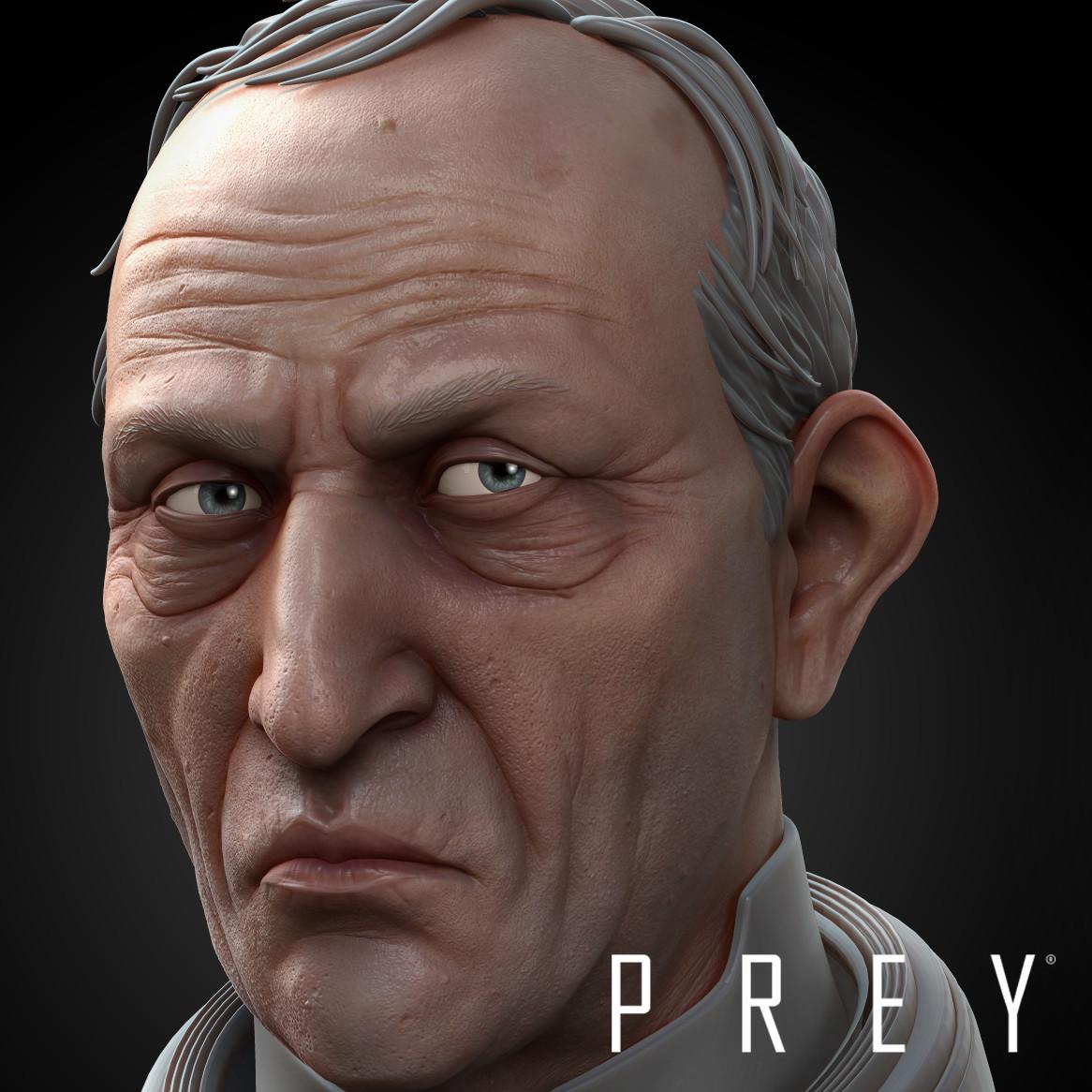 Dr. Lorenzo Calvino - PREY
