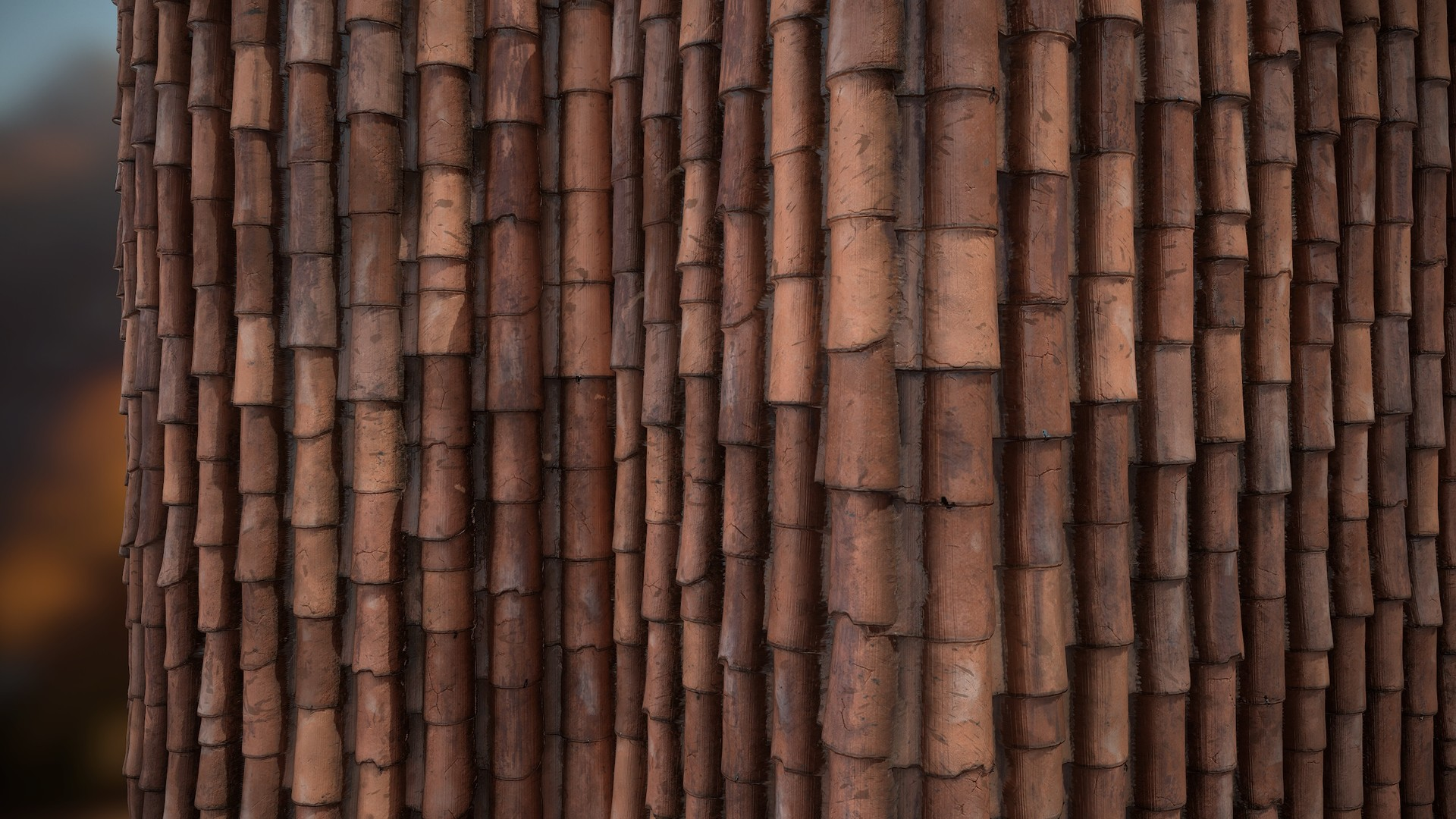 Emiel sleegers ceramic roof tiles substance designer dailygadgetfo Image collections