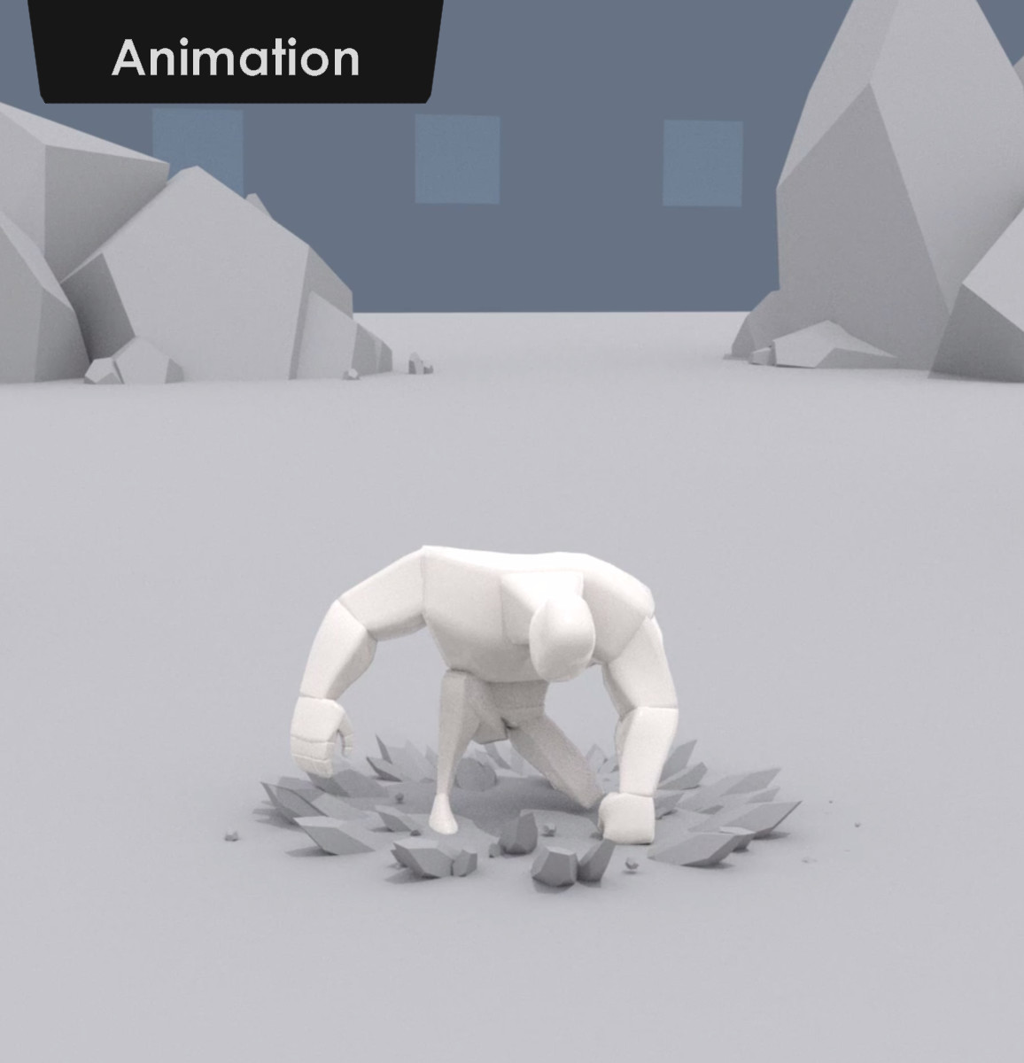 Animbreak Challenge - Respawn