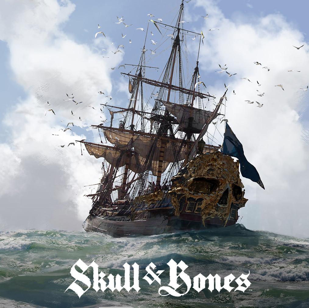 Skull and Bones - mood pieces