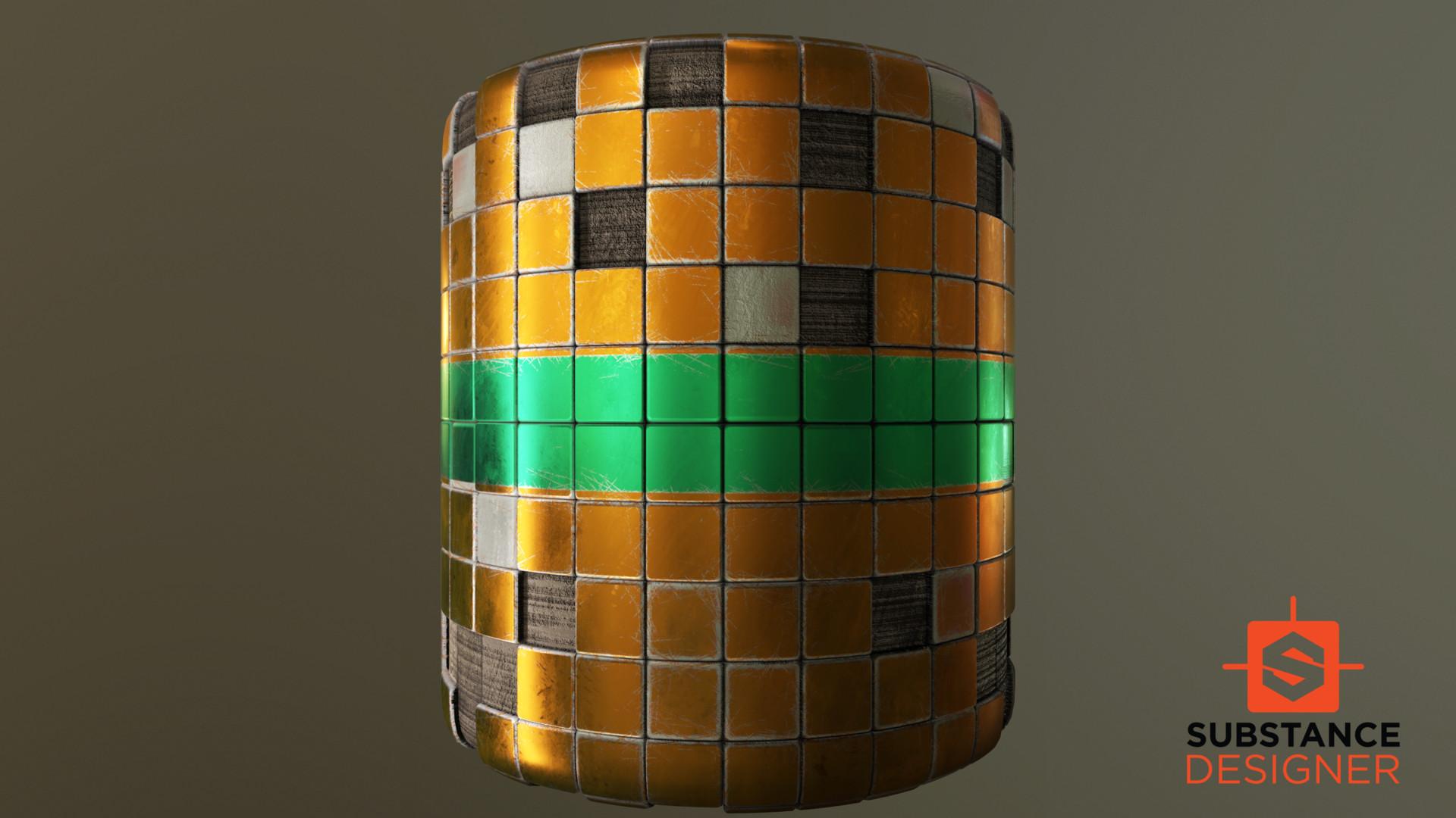 Ceramic Tile Free Material