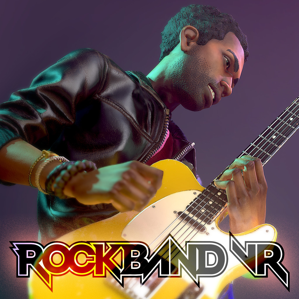 Rock Band VR: Derek