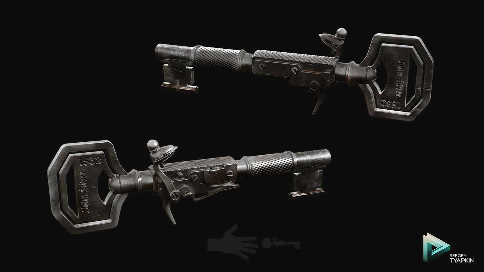 Key Gun