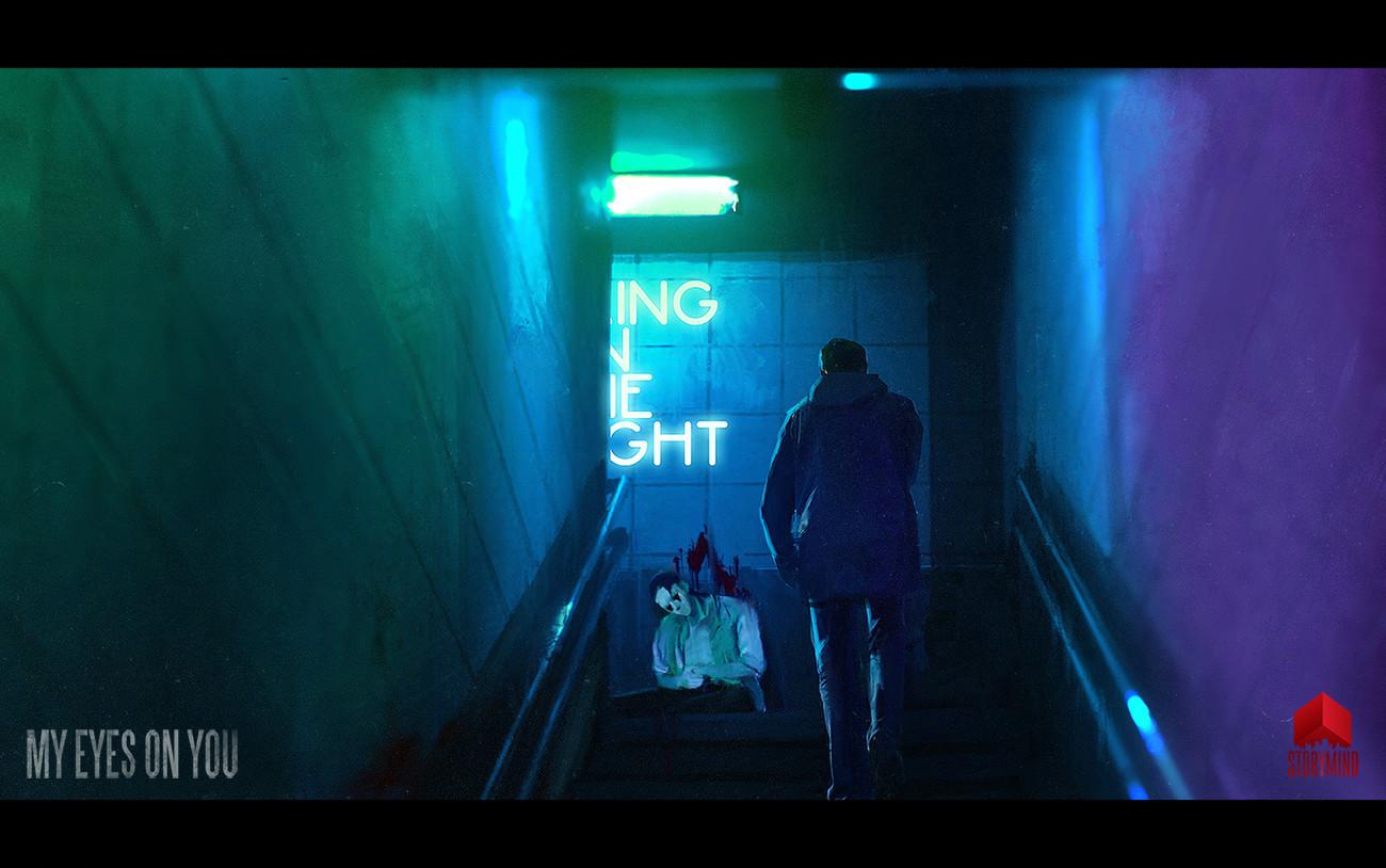 Tony Skeor Bring On The Night