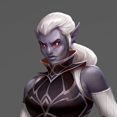 Jay epperson dungeonchess drow thumb