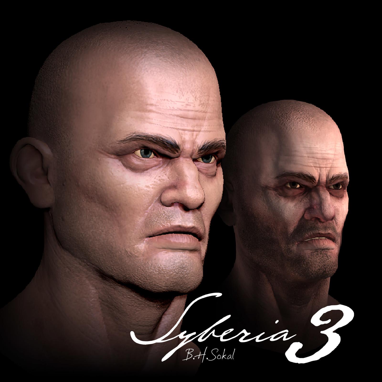 Syberia 3: Soldier