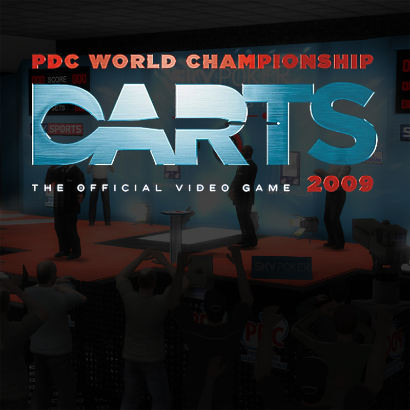 PDC World Championship Darts 2009 (Wii)
