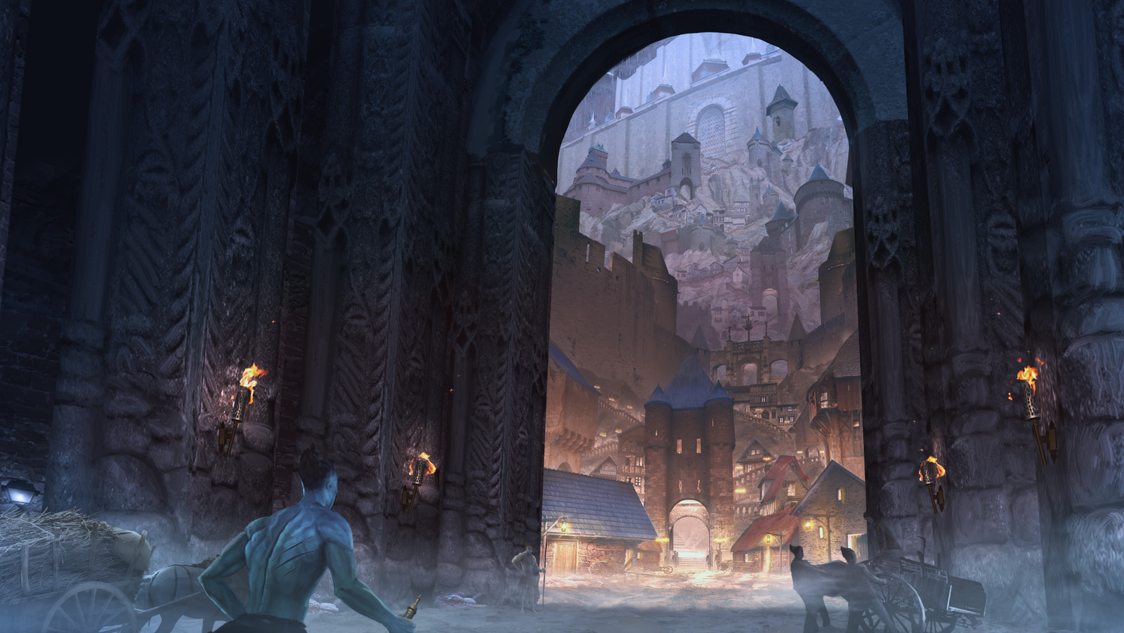 Amarlin: Tidal gate