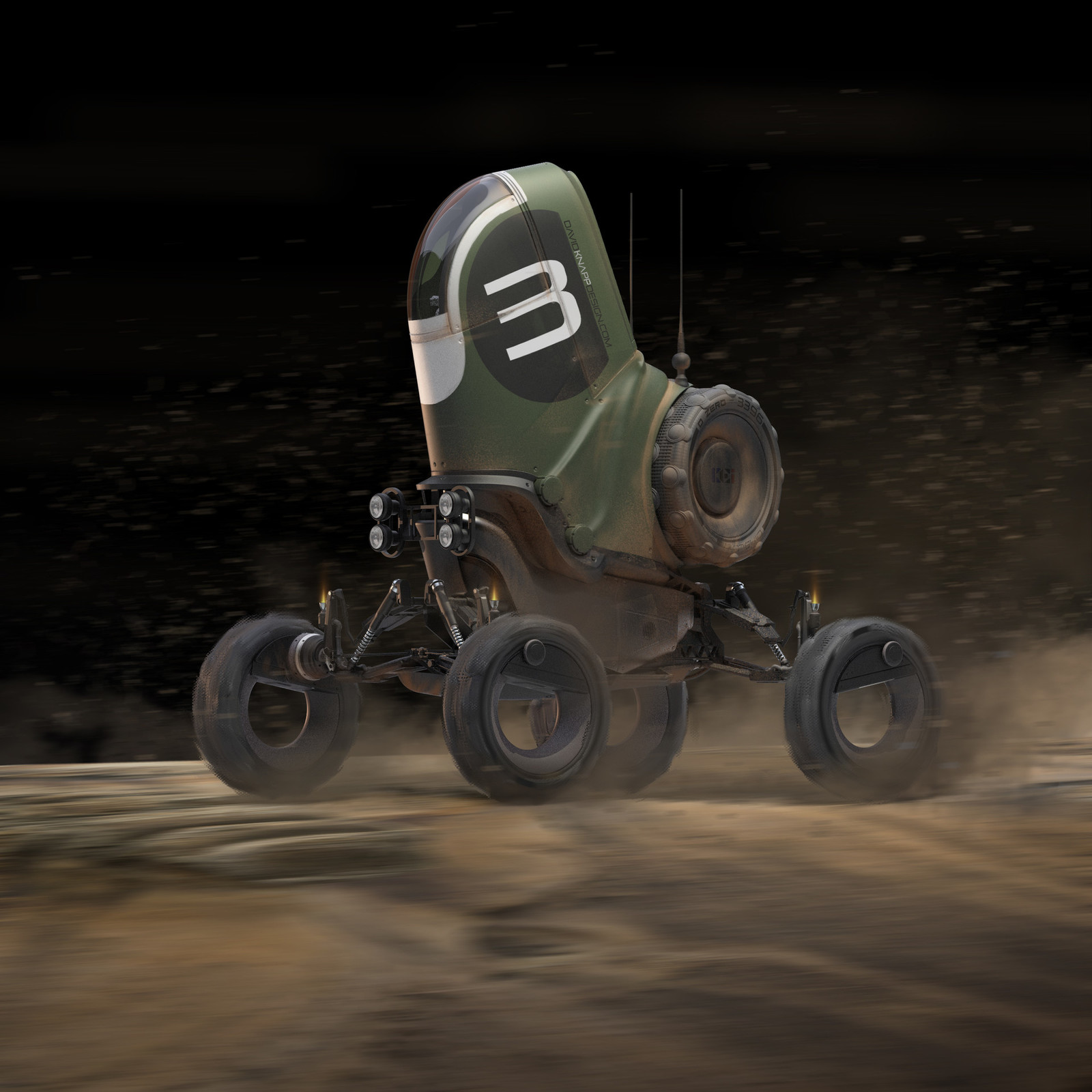 Chiron 500 Buggy - Livery Exploration