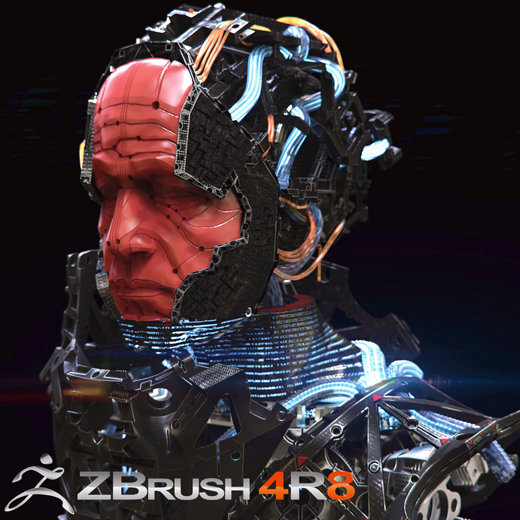 Vito - ZBrush 4R8 Beta Test