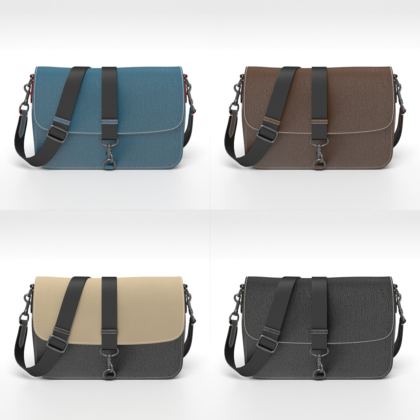 Messenger's Bag - COACH,inc