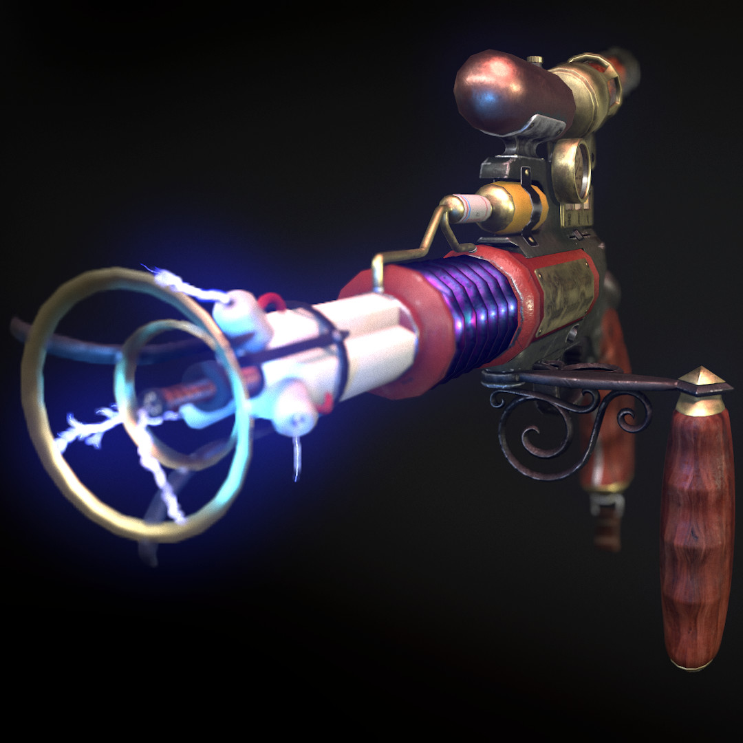 Weird Science Melty Gun