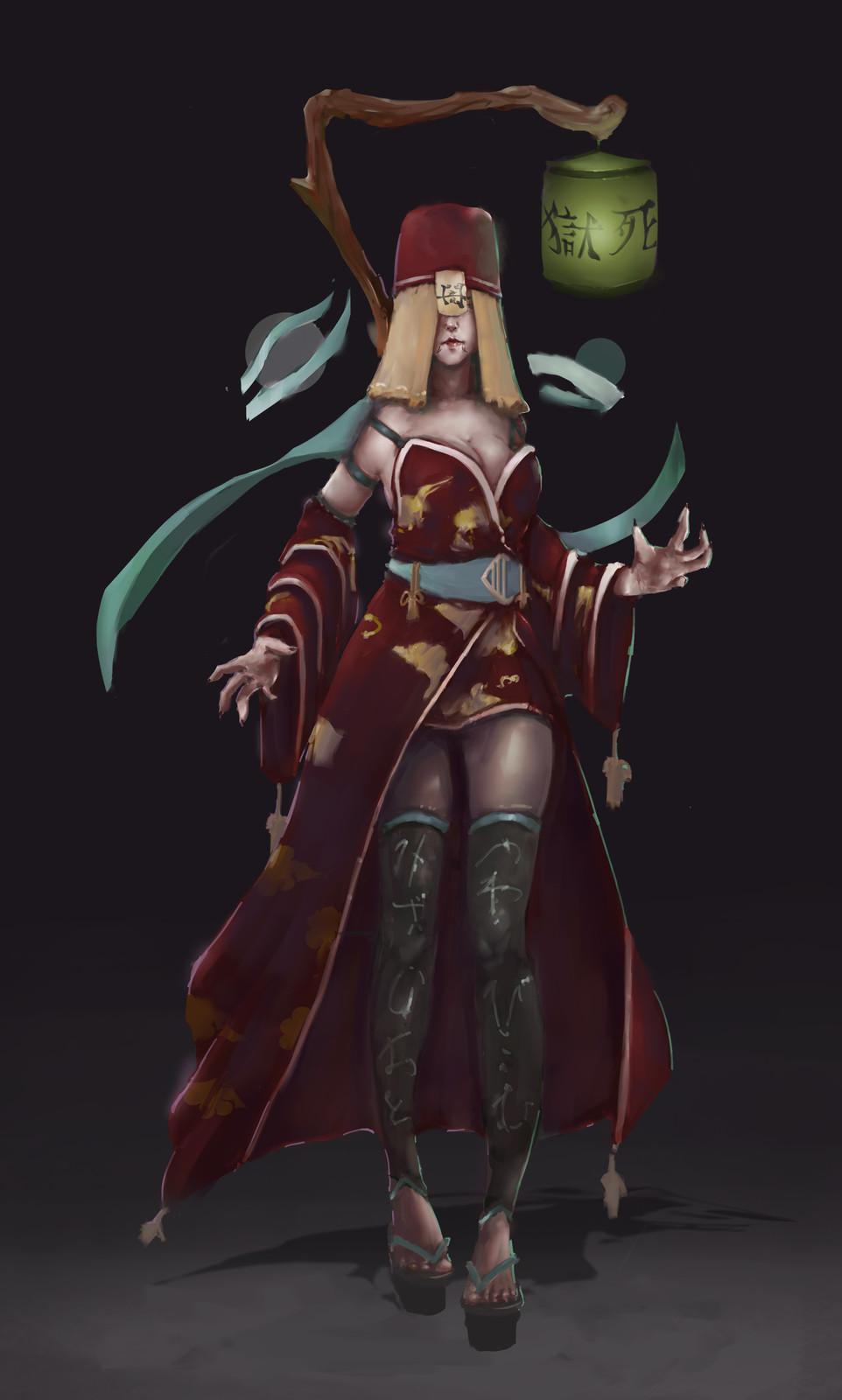 Enchantress - Project Orību