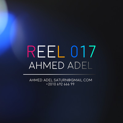 Ahmed adel reel thum