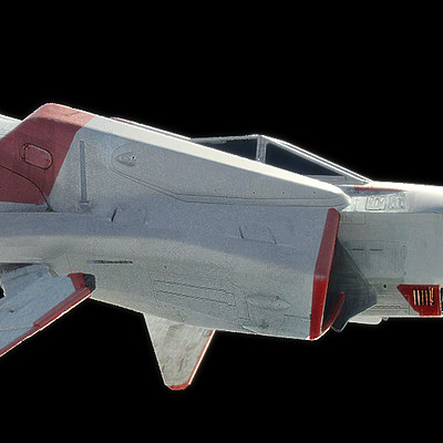 German casado fraga asl spaceship 018 a side overpaint
